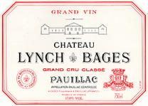 Lynch Bages Label