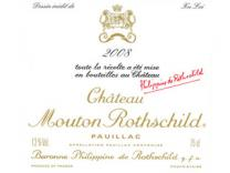 Mouton Rothschild label